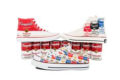 Closer Look At The Andy Warhol x Converse 2015  Chuck Taylor Collection