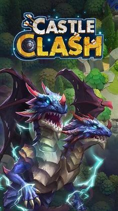 Martial, Castle Clash, Mmorpg Games, Mythical Dragons, Best Hero, Android Apk, Medieval Castle, Game App, Mobile Game