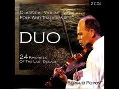 Serguei Popov Duo Classical Violin Schindler's List
