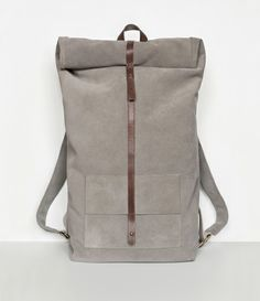 BACKPACK I GRAY by mum & co
