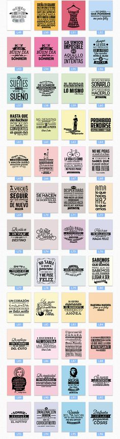 Cuadros Impresos Con Frases De La Vida +400 Diseños - $ 95,00 Diy And Crafts, Crafts For Kids, Ideas Para Fiestas, Printable Quotes, Free Printable, Good Thoughts, Word Art, Decoupage, Typography