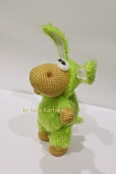 Katkyta handmade Игрушки и другие поделки ручной работы и не только: Игрушки крючком