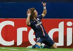 """Presidente do PSG elogia David Luiz: """"Vale mais do que € 50 milhões""""  #globoesporte"""