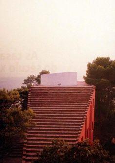 Casa Malaparte, Adalberto Libera, Capri, 1937 - SkyscraperCity