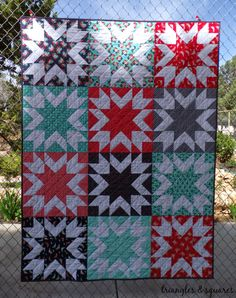 triangles & squares: Daysail Finish