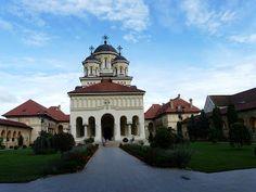 plecat de acasă: Catedrala Încoronării din Cetatea Alba Iulia