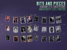 Bits and Pieces clutter at The Path Of Nevermore via Sims 4 Updates