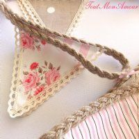 shabby bunting, this is just beautiful x