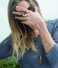 Stacks of rings! #ZforAccessorize