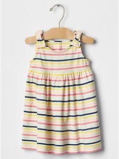 Stripe tank dress | Gap