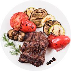 Doriti sa mancati un steak de muschi de vita cu legume in Radauti? Restaurantul Colieri va poate surprinde placut cu preparatul Vita Zapacita, menita sa va faca ziua mai placuta!   #Radauti #vita #muschidevita Carne, Catering, Steak, Gluten, Yummy Food, Romania, Cooking, Restaurant, Kitchen