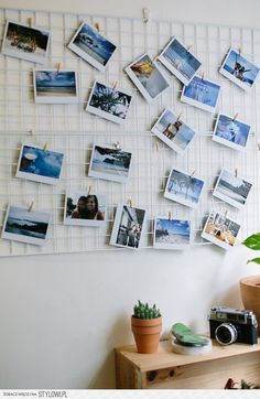QUICK DIY: MESH PHOTO & INSPIRATION BOARD « a pair & a…