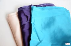 """In this """"Lining Fabrics 101"""" article, A Fashionable Stitch shares the inside scoop on selecting the perfect lining for your next project. - Sewtorial"""