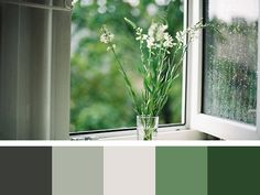 Beautiful colour palettes sampled from inspirational photos. Mostly original content with some...