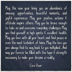 Inspirational Quotes I Love! #inspirational #New_Year #quotes