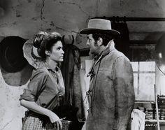 Dean Martin and Susan Clark
