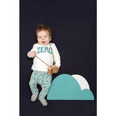 Baby T-shirt van Tumble 'n Dry Zero #wehkamp #baby #babykleding #zero #tumblendry #babyfashion #mama #mint #new #kids