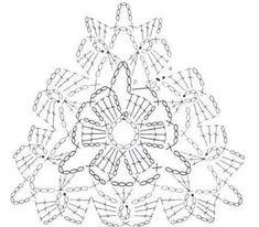 треугольные мотивы крючком схема | | | Крючком схема и Схемы вязания Crochet Triangle Pattern, Irish Crochet Patterns, Crochet Motifs, Crochet Blocks, Crochet Diagram, Crochet Chart, Crochet Squares, Thread Crochet, Love Crochet
