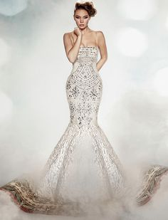 Dar Sara Wedding Gowns 2014| Be inspirational ❥|Mz. Manerz: Being well dressed is a beautiful form of confidence, happiness & politeness
