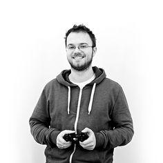 Paweł - Game Developer