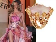 #Versace #jewelry #couture