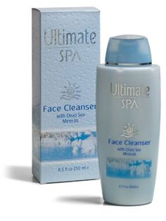 Ultimate Spa Face Cleanser With Dead Sea Minerals