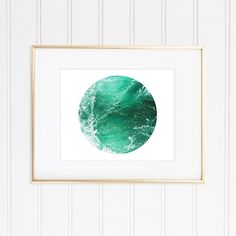 Check out this item in my Etsy shop https://www.etsy.com/listing/255381820/jade-ocean-photograph-circular