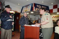 Houghton Lake Boy Scouts Troop #955 Hosts Fundraiser at Big Boy