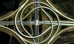 Ocho fotografías increíbles tomadas desde un satélite