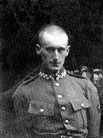 Jozef Czapski, 1919