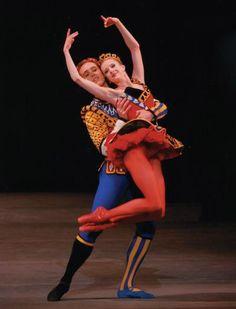 NYC Ballet's SPAC residency cut to one week in 2013. [Photo by Paul Kolnik]