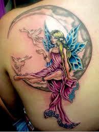 Risultati immagini per fairy tattoos for ladies