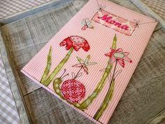 U-Hefthüllen - Umschlag für U-Heft inkl. Impfpasstasche - ein Designerstück von julis-fairy-tale bei DaWanda