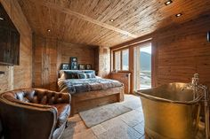 4 Stunning Alpine Chalets that will make you wish Winter would last Forever | MyWebRoom alpine chalet, alpine chalet interior design, alpine chalet style, decorating ideas, french alps, matterhorn, Megève, ski chalet, ski house, ski season, swiss alps, the alps, Verbier, winter decor, winter getaway, winter home, winter interior, zermatt
