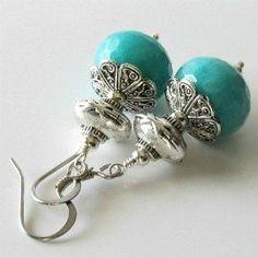 Handmade Beaded Jewelry And Lampwork Jewelry Designs - Pacificjewelrydesigns.com - Handmade beaded earrings, gemstone earrings, lampwork earrings, pearl earrings, crystal earrings