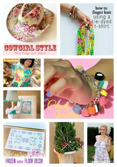 8 Great DIYs to try this weekend! DollarStoreCrafts.com