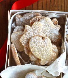 Santa's Shortbread Cookies