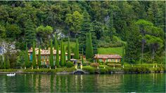 Lake Como, Italy maybe we will see George a looney Beautiful Places In The World, Places Around The World, Amazing Places, Places To Travel, Places To See, Villa Architecture, Lake Como Villas, Comer See, Lake Como Italy