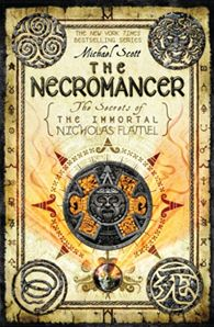 *The Necromancer : The Secrets of the Immortal Nicholas Flamel.  Need to remember this book