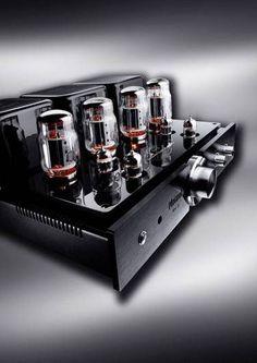 RV 2 Stereo Tube amplifier