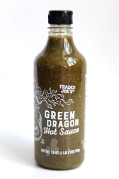 Pin for Later: The Best New Items From Trader Joe's in 2015 Trader Joe's Green Dragon Hot Sauce ($3)