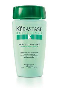 The Best Shampoos for Improving Fine Hair: Kerastase Volumactive Shampoo