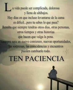 La Vida Lúcida added a new photo — with Alfredo Pina and 46 others. Spanish Inspirational Quotes, Spanish Quotes, Motivacional Quotes, Wisdom Quotes, Famous Quotes, Positive Thoughts, Positive Quotes, Positive Phrases, Frases Humor