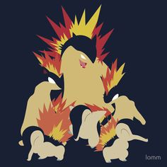 Silhueta Pokemon