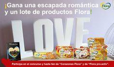 Gana uno de los 3 packs románticos con escapada incluida para celebrar San Valentín