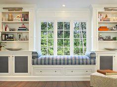 Best Minimalist Window Seat Design Ideas for Minimalist Living Room | Minimalist Home Design