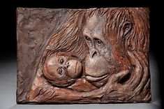 clay relief sculpture, Cindy Billingsley