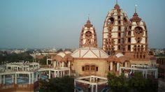 ISKON Temple   New Delhi, Delhi