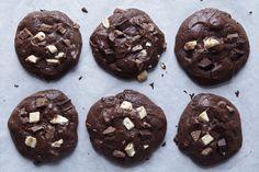 Triple Chocolate Madness Cookies recipe on Food52