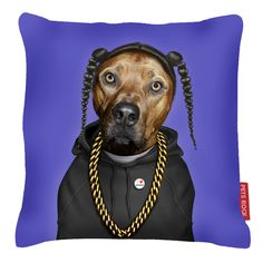 44c6a6ec56 Takkoda snoop cushion   Bouf lLOL Small Cushions